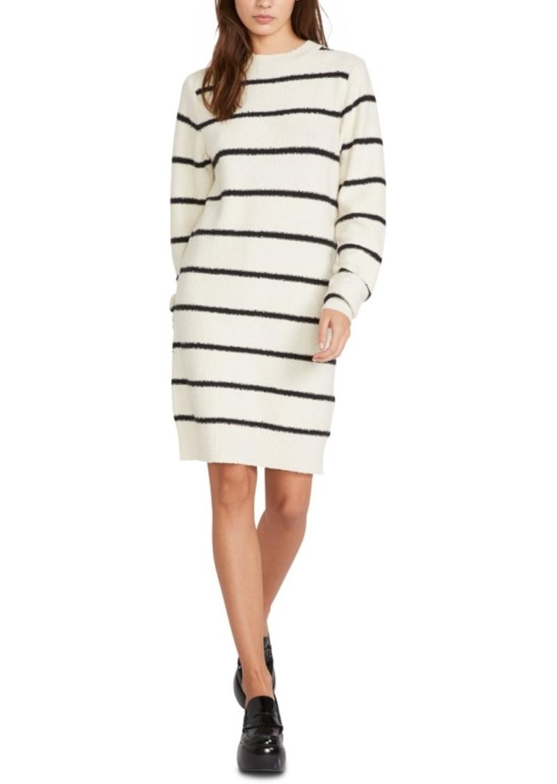 Volcom So Far So Good Striped Sweater Dress