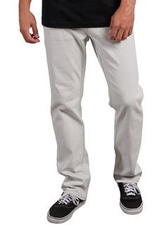 Volcom Solver Denim Pants (Seventy Indigo)