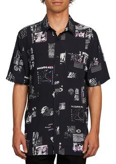 Volcom Speak to You Woven Shirt