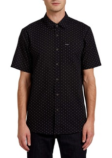 Volcom Stallcup Dobby Short Sleeve Button-Up Shirt