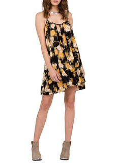 Volcom Stampede Print Dress