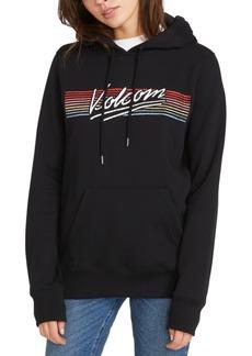 Volcom Stone Logo Fleece Hoodie
