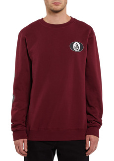 Volcom Stone Stack Crewneck Sweatshirt