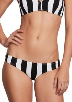 Volcom Stripe Club Classic Bikini Bottoms