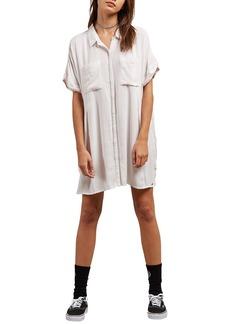 Volcom Sun Punch Shirt Dress