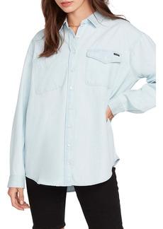 Volcom Sunday Strut Chambray Shirt