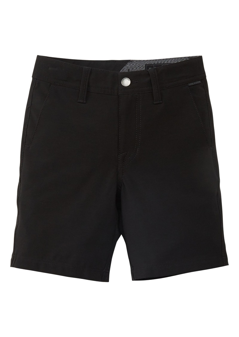 Volcom Surf N' Turf Static Hybrid Shorts (Toddler Boys & Little Boys)