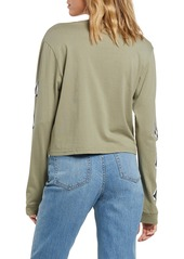 Volcom The Volcom Stone Long Sleeve Organic Cotton T-Shirt