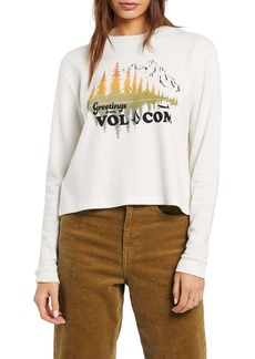 Volcom Thermality Long Sleeve Graphic Tee