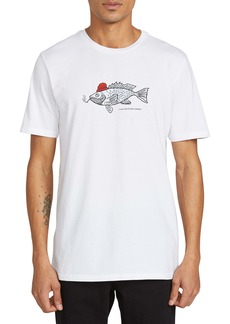 Volcom Trout There Graphic T-Shirt