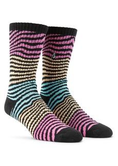Volcom Vibes Crew Socks