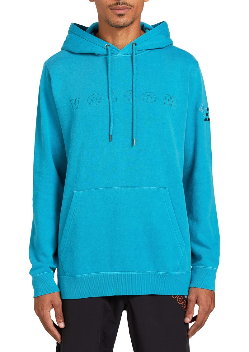 Volcom VMX Embroidered Logo Hooded Sweatshirt