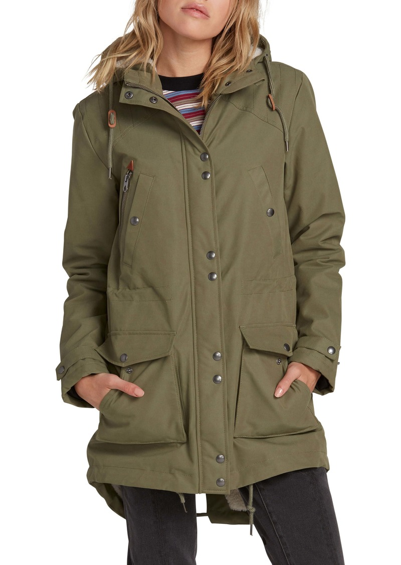 Volcom Walk on By 5K Parka