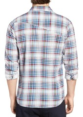 Volcom Wandered Plaid Flannel Shirt