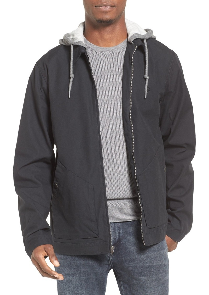 Volcom Warren Hooded Jacket
