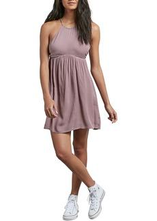 Volcom What a Stud Babydoll Dress
