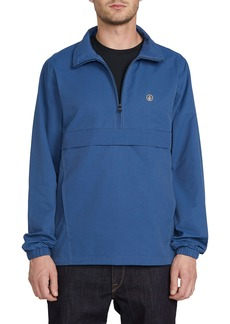 Volcom Wilfred Quarter Zip Windbreaker