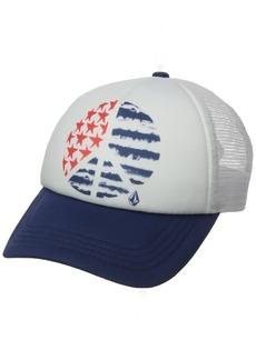 Volcom Women's Americana Graphic Trucker Hat