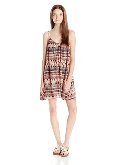 Volcom Junior's Back for U Printed Dress