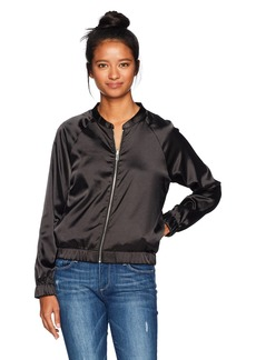 Volcom Women's Beat Beach Bomber Jacket  XS