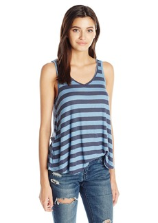 Volcom Junior's Don't Tell Stripe Tank