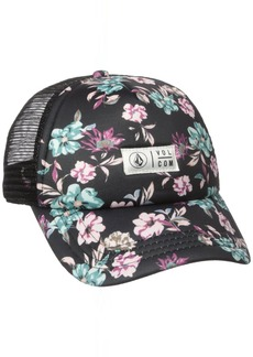 Volcom Women's Endless Rays Cheese Hat BLC O/S
