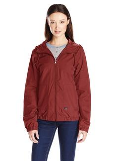 Volcom Women's Enemy Stone Windbreaker Jacket