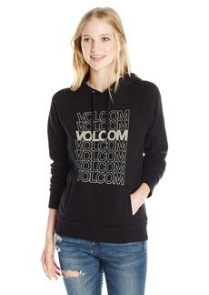 Volcom Women's Get Back Graphic Hoodie