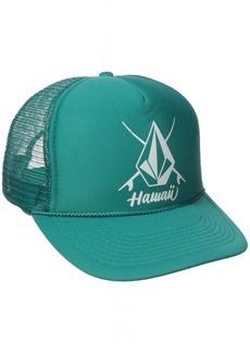 Volcom Women's Hello Hawaii Trucker Hat