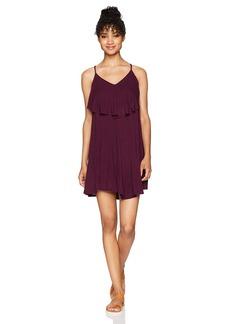 Volcom Women's Hey Slims Mini Cami Dress  M