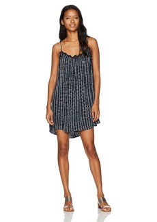 Volcom Women's High Water Mini Dress  M