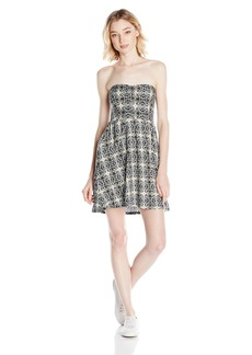 Volcom Women's Keepin on Tube Dress