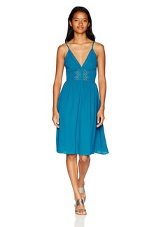 Volcom Women's Laser Lite Dress  XS