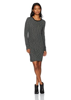 Volcom Women's LIL Long Sleeve Dress  L