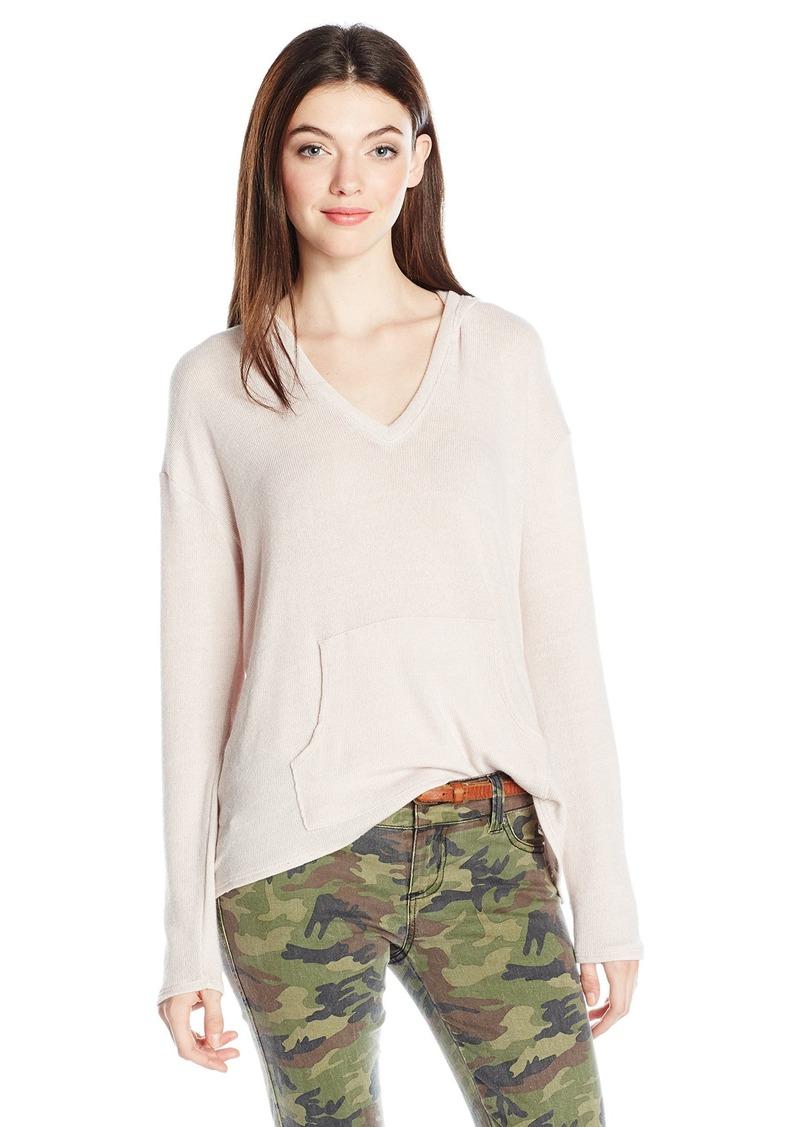 Volcom Volcom Women's Lived in Go Hooded V-Neck Sweater M ...