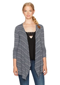 Volcom Women's Lived In Go Sweater Wrap  S