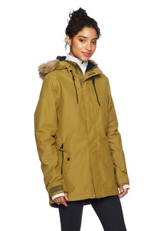 Volcom Women's Mission Insulated Jacket  M