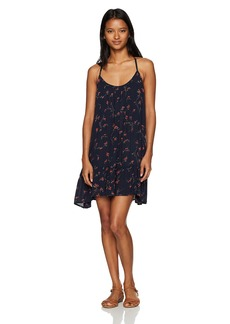 Volcom Women's Nerd of Paradise Strappy Dress  S