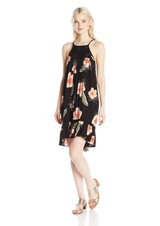 Volcom Junior's Not Over It Halter Dress  L