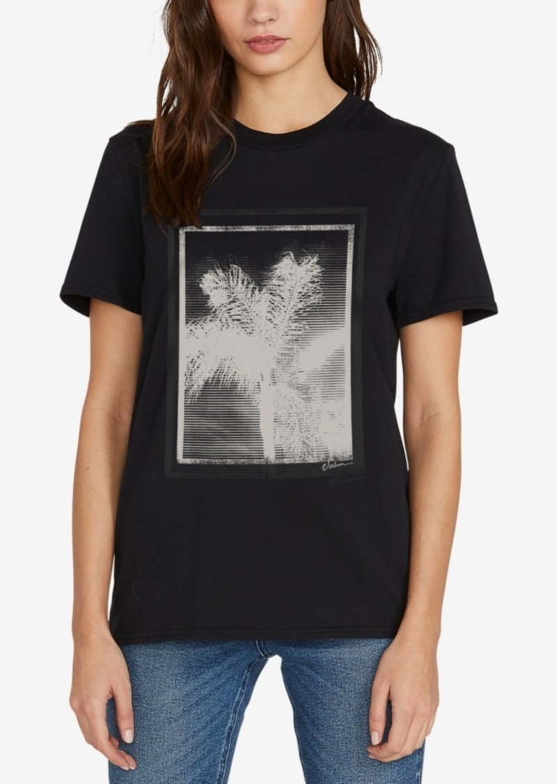 Volcom Women's Now Or Never Boyfriend Tee