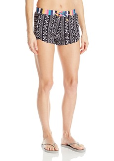 Volcom Women's on The Horizon Tribal Print 2 inch Boardshorts