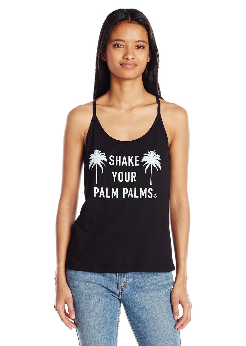Volcom Women's Palms Tank  XS
