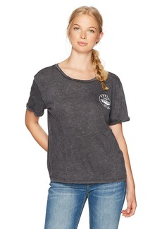 Volcom Women's Radical Days Rolled Sleeves Tee  S