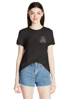 Volcom Women's River Party Ringer Top  S