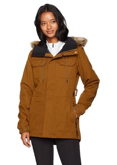 Volcom Women's Shadow Insulated Jacket  XS