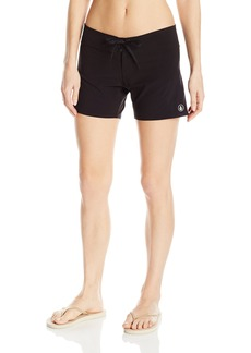 Volcom Women's Simply Solid  inch Boardshort