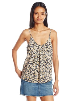 Volcom Women's Solo Trip Relaxed Fit Cami  M