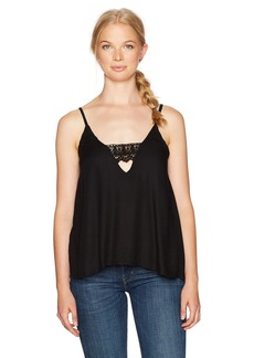 Volcom Women's Soul Stone Swingy Cami Top  M