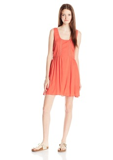 Volcom Junior's Starfish Lace Dress