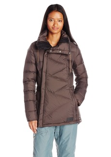 Volcom Women's Structure Down Snow Jacket  X-Small